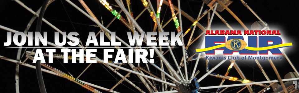 2016 Alabama National Fair