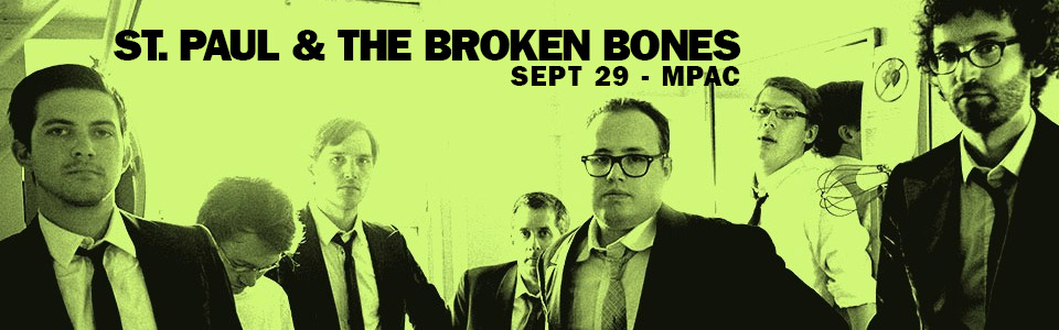 Win tickets to see St. Paul & The Broken Bones