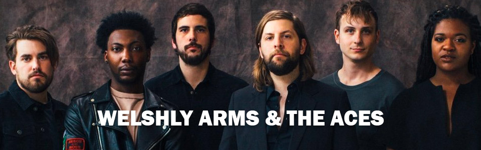 Welshly Arms & The Aces Private Concert