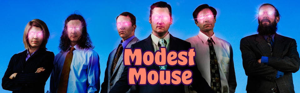 Modest Mouse at Sloss Furnaces in Birmingham on April 18th