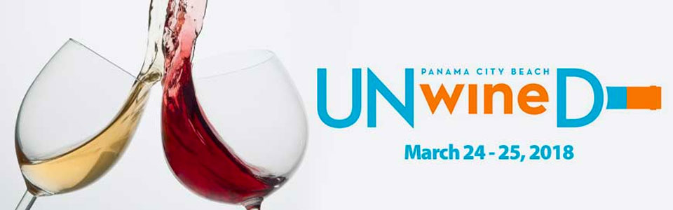 UNwineD in Panama City Beach on March 23-24
