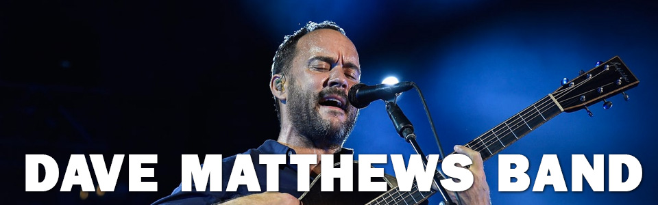 Dave Matthews Band at The Wharf on July 29