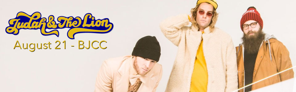Judah & The Lion at The Legacy Arena on August 21